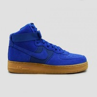 HCXX NIKE - Men - Air Force 1 High LV8 - Hyper Cobalt