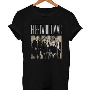 fleetwood mac T Shirt Size S,M,L,XL,2XL,3XL