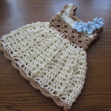 Shop crochet baby dress pattern on wanelo crochet baby dress pattern crochet pattern baby crochet dress ccuart Image collections