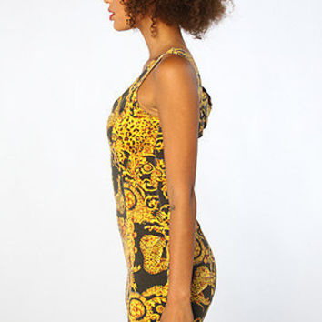 The Outrageous Fortune Cross Back Dress