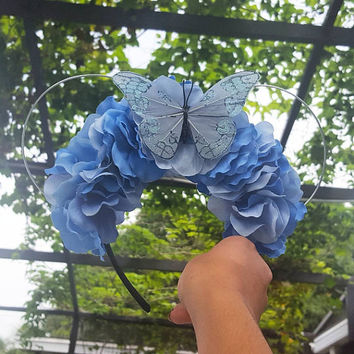 Cinderella 2015 Inspired Minnie Mouse Ears