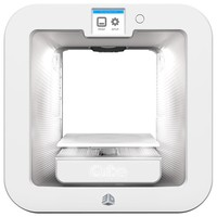 3D Systems - Cube Wireless 3D Printer - White