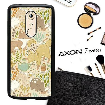Animals Tea Party V0170 ZTE AXON 7 Mini Case