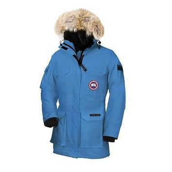 Canada Goose Expedition Parka Women Outwear Down Jackets