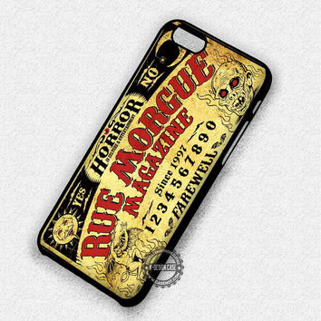 Horror Board Movie Ouija - iPhone 7 6 5 SE Cases & Covers