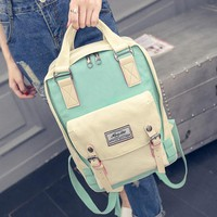 School Backpacks for kids for college Canvas Cute Rucksack