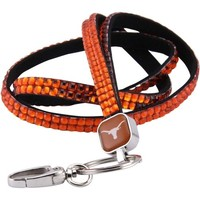 Texas Longhorns Bling Lanyard