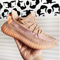 Adidas Yeezy 350 New fashion sports leisure running shoes