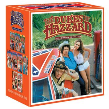 Dukes of Hazzard DVD Complete Collection Seasons 1-7 + 2 Feature Movies