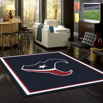 Houston Texans Rug NFL Team Spirit
