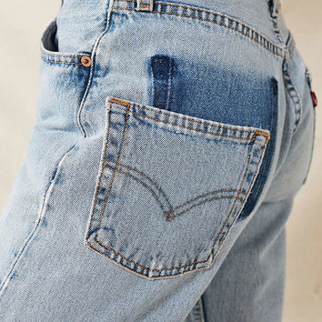 Urban Renewal Recycled Pocket Shift Levi's Jean | Urban Outfitters