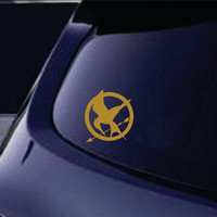 Hunger Games Inspired MockingJay Car Decal FREE by NothinbutVinyl