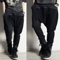 Casual Men's Fashion Pants [6541429827]