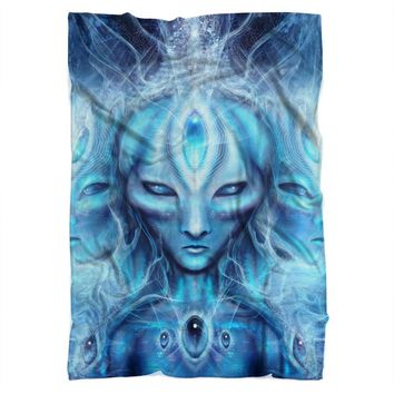 Ectoplasmic Memories Blanket