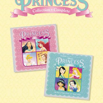 Disney's Princess Collection - Complete (Songbook)