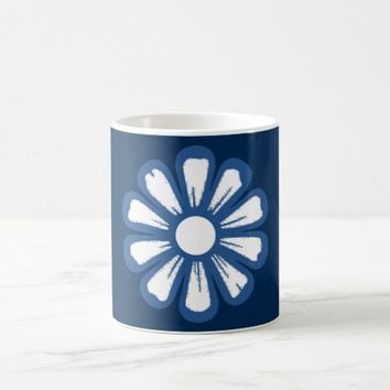 Blue Art Coffee Mug