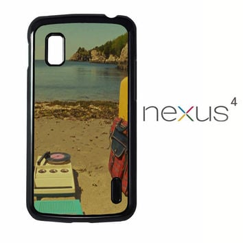 Moonrise Kingdom A1312 LG Nexus 4 Case