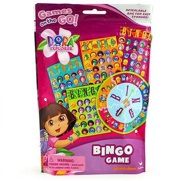 Dora the Explorer Bingo Game