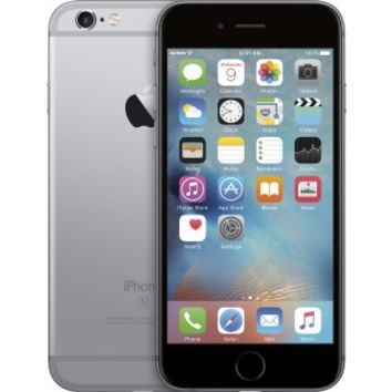Apple - iPhone 6s 128GB - Space Gray (AT&T)