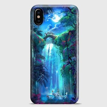 Peter Pan The Lost Boys iPhone X Case