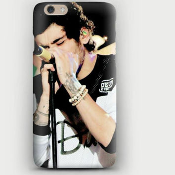 Zayn Malik iPhone Case  One Direction Tumblr Inspired Punk Rock Hipster iPhone Skin