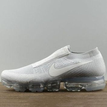 Nike Trending Women Fashion Edgy Limited Edition Air Cushion Sneakers Sport Shoes Light blue G