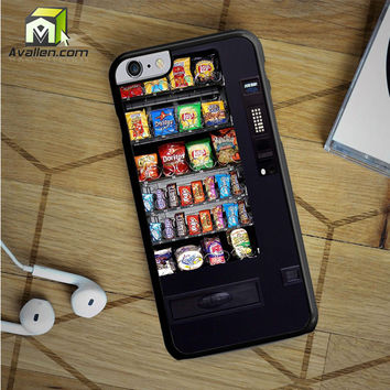 Snacks Vending Machine iPhone 6S Plus Case by Avallen