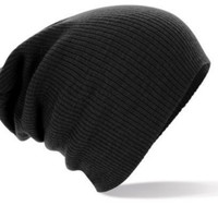 *Warm Soft Knit Beanie Skull Cap