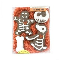 Bone Yard Halloween Cookies
