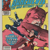 Daredevil V1, 181.  NM-.  Apr 1982.  Marvel Comics
