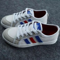 """""""Adidas"""" Fashion Canvas Flats Sneakers Sport Shoes"""