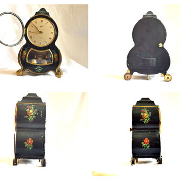 Vintage Clock:  Shatz & Sohne Rare August 1953 400 Day Anniversary Clock