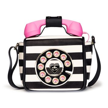 Phone Crossbody Bag by Betsey Johnson
