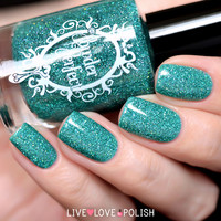 Powder Perfect Nekhbet Nail Polish (The Upper Kingdom Collection)