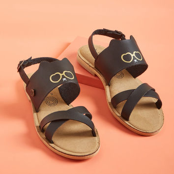 Loly in the Sky Style Mews Sandal