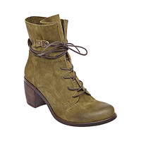 Steve Madden - RAMBOW GREEN LEATHER