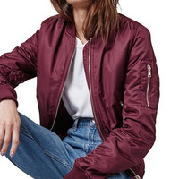 MA1 Bomber Jacket (Regular & Petite)