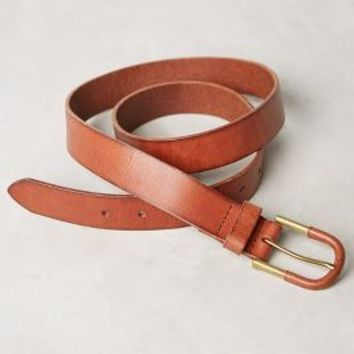 Ellero Belt by Anthropologie in Cedar Size: