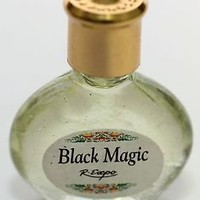PERFUME OIL BLACK MAGIC 3ml FRAGRANCE Song Of India Indian Perfume Oil R-Expo