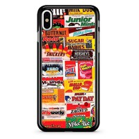 Candy And Chocolate iPhone X Case