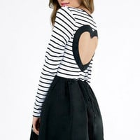 Reverse Give Your Heart Back Dress $58
