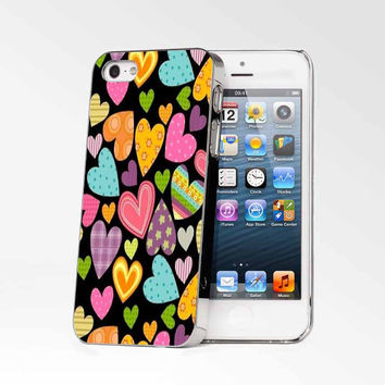 Little Hearts iPhone 4s iphone 5 iphone 5s iphone 6 case, Samsung s3 samsung s4 samsung s5 note 3 note 4 case, iPod 4 5 Case
