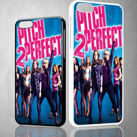 Pitch Perfect 2 The Barden Bellas Y1245 iPhone 4S 5S 5C 6 6Plus, iPod 4 5, LG G2 G3 Nexus 4 5, Sony Z2 Case