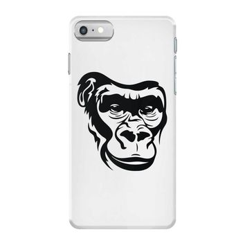 monkey face iPhone 7 Case
