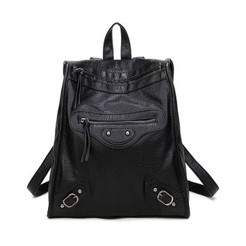 Comfort Back To School College Casual On Sale Hot Deal Korean Stylish Bags Backpack [4915433284]