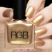 RGB Rose Gold Nail Polish (Reece Hudson x RGB Cosmetics Collection)