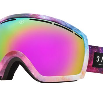 Electric - Eg2.5 Stardust +Bl Goggles, Bronze/Pink Chrome Lenses
