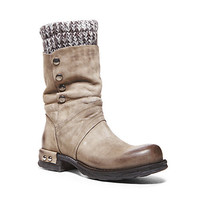 Steve Madden - FRECKLES TAUPE LEATHER