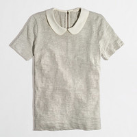 Factory Peter Pan collar tee - Women's $35 & Under - FactoryWomen's Factory Women_Feature_Assortment - J.Crew Factory