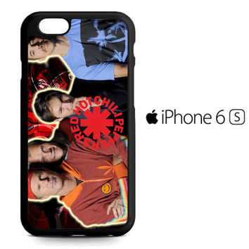 red hot chili peppers Z2358 iPhone 6S Case